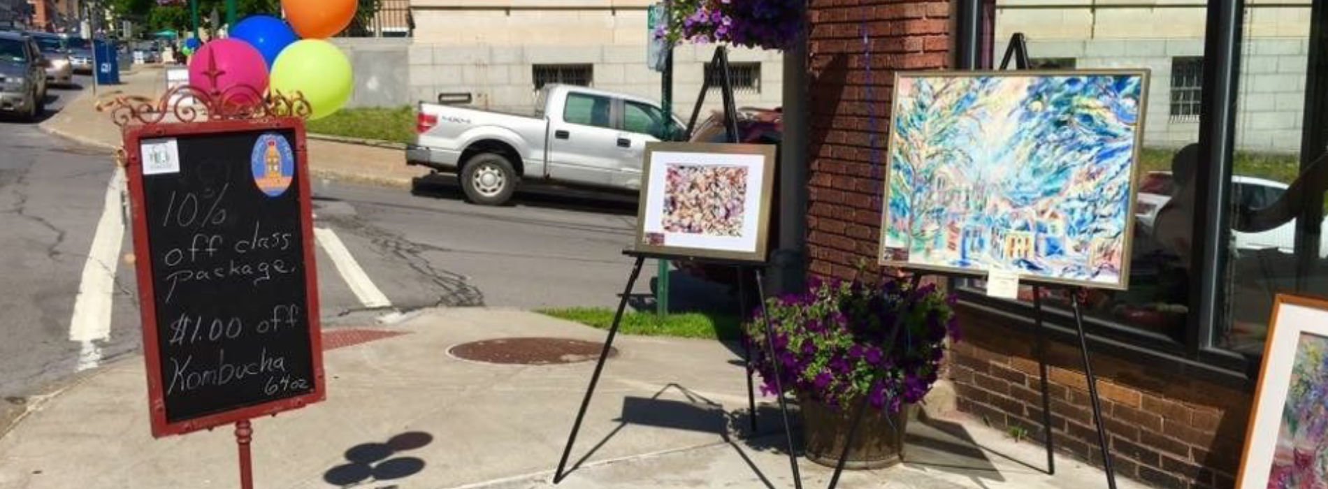 Little Falls Art Walk