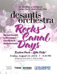 Desantis Orchestra Little Falls NY