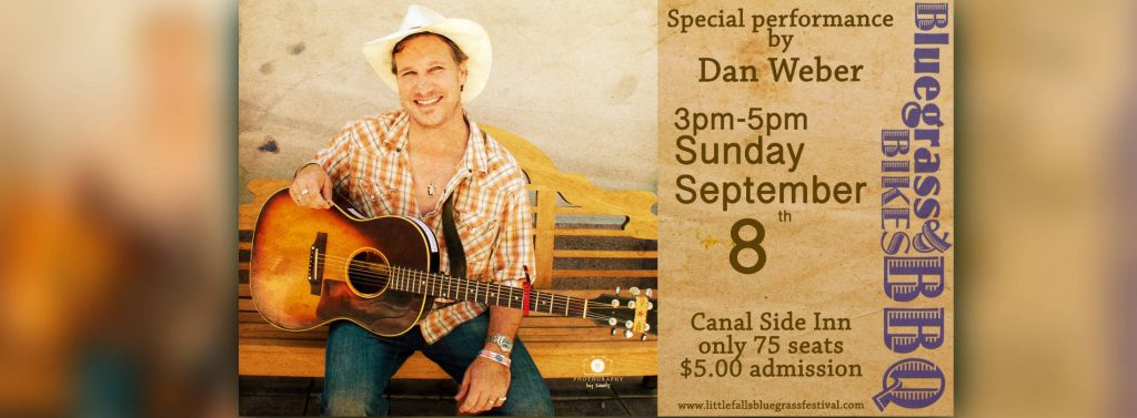 Dan Weber at the Canal Side Inn