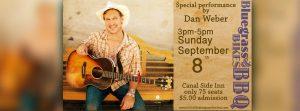 Dan Weber Performance at the Canal Side Inn