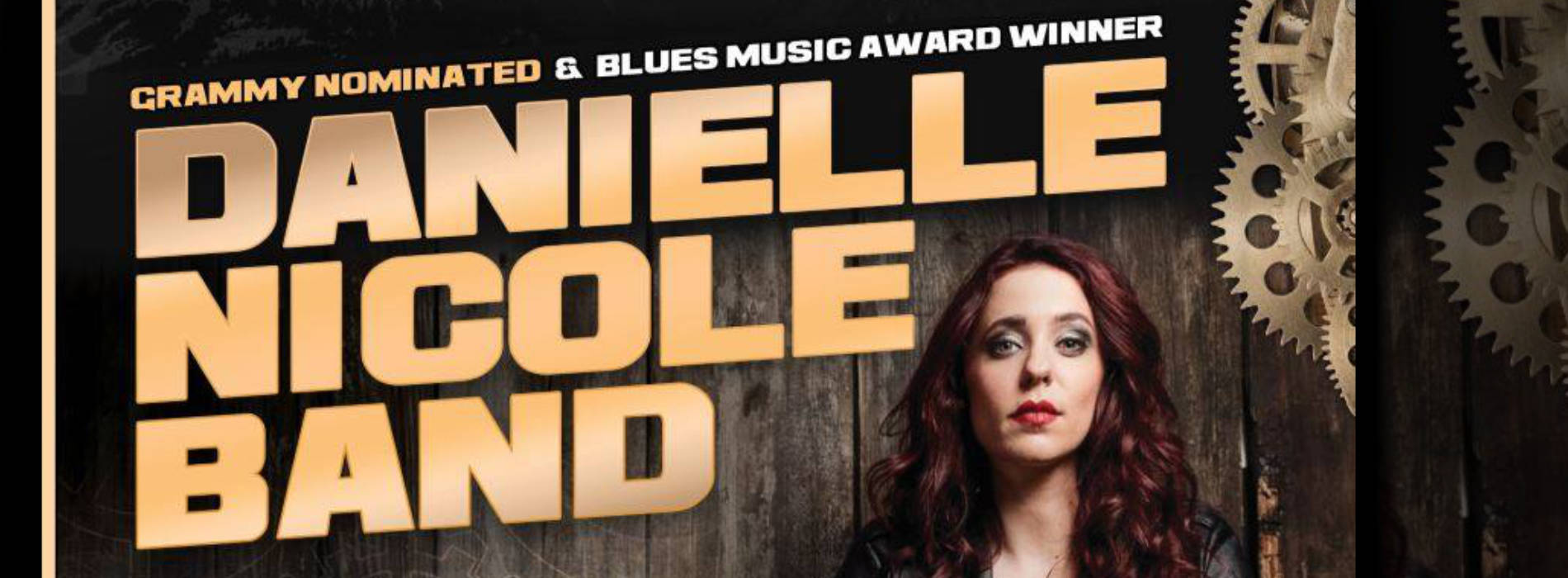 Danielle Nicole Band – Live In Little Falls At Benton Hall Academy