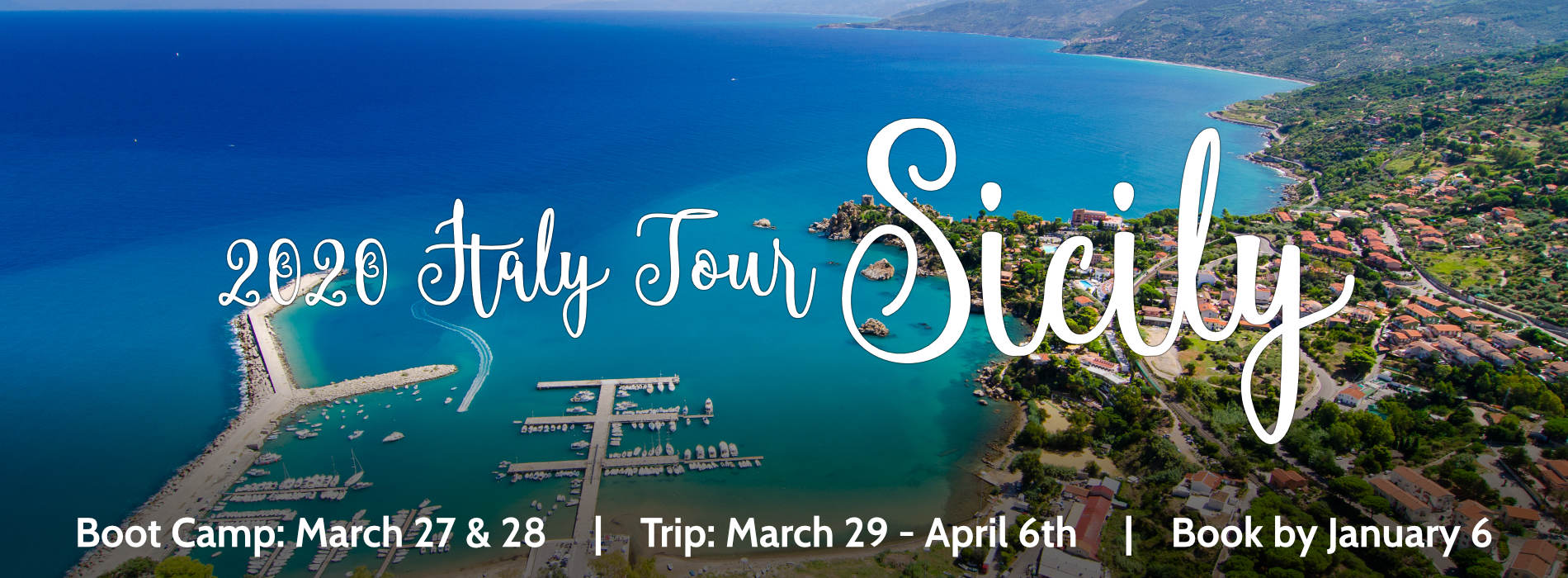 Tour of Sicily with The Inn at Stone Mill