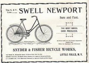 Snyder & Fisher Bicycle Works Newport Swell